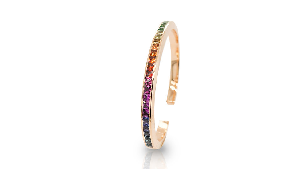 JL Bangle Rainbow