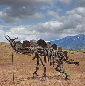Stegosaurus Dinosaur Granada Gallery Dinosaur