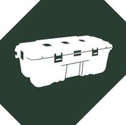 Equipment Storage Boxs