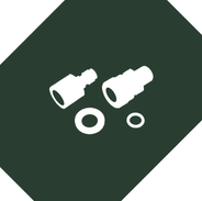 PCP Fittings & Accessories