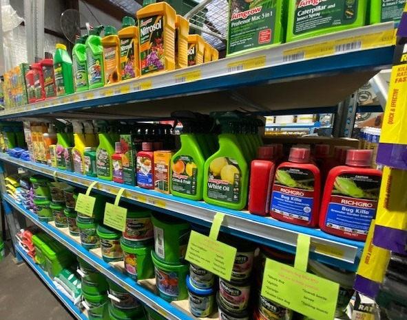 Garden Additives