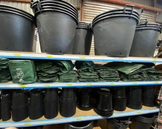 Growers Pots & Bags