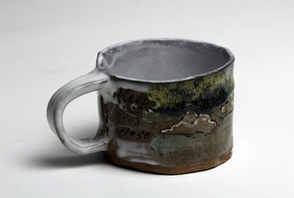 This is For You, cone 6 stoneware, 2019 Collaboration with Julian Miholics