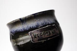 Keepsakes, cone 6 stoneware, 2019 Collaboration with Lynn Park