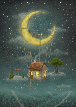 Travel with the Moon