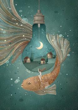 Moonlight Traveler