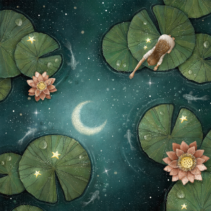 The Lotus Moonlight