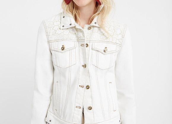 Desigual Embroidered Jacket