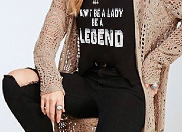 Be a Legend Mimi T-Shirt