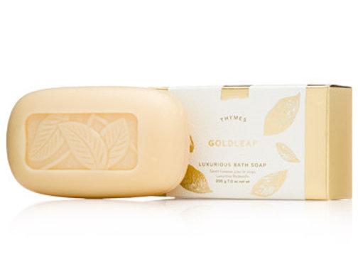 Thymes Goldleaf Bar Soap