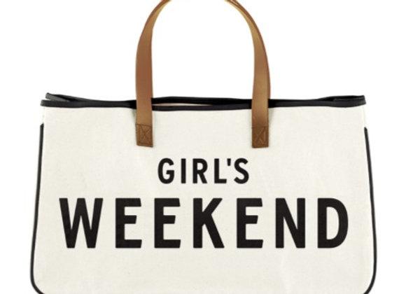 Girls Weekend Tote