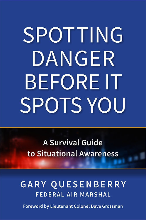 Personalized Edition - Spotting Danger Before it Spots You