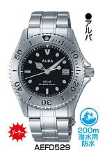 セイコーアルバ_37 ¥12,600円(税抜)
