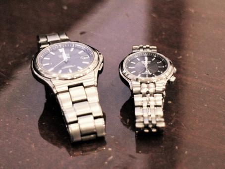 腕時計も多数展示中です