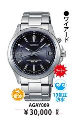 セイコーワイアード_42 ¥21,000円(税抜)