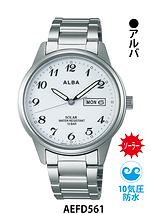 セイコーアルバ_35 ¥9,450円(税抜)