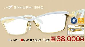 T-29 ¥38,000円(税抜)