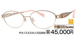 チタノスE5289 ¥45,000円(税抜)