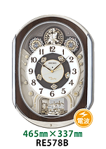 セイコークロック_68 ¥21,000円(税抜)