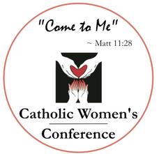 Catholic Women's Conference Logo