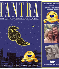 BOOK - Tantra the Art of Conscious Lovin