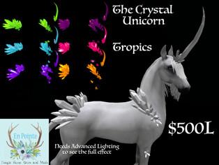 En Pointe - The Crystal Horse