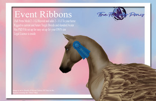 The Flying Pony - Full Perm Event Ribbons