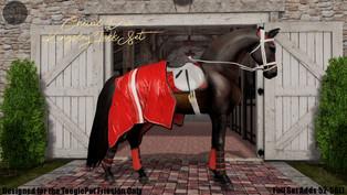 Cheval D'or - Kingsley Tack Set