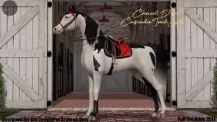 Cheval D'or - Cascada Tack Set