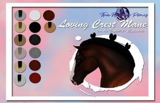 The Flying Pony - Loving Crest Mane