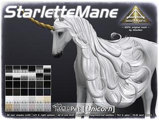 ABADDON ARTS - Starlette Mane LUXE