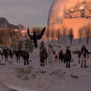 Snow globe, Renaissance