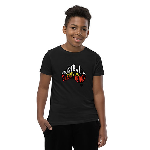 Youth Unisex Black History T-Shirt
