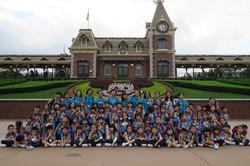 參觀迪士尼樂園體驗奇妙學習活動