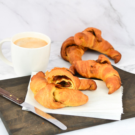 Speculoos croissants