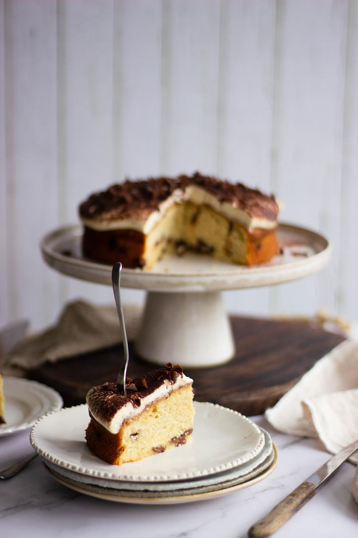 Tisamisu vanille cake
