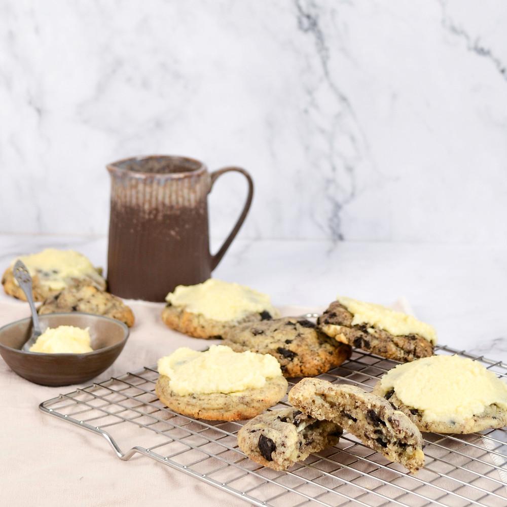 Cookies en cream koekjes