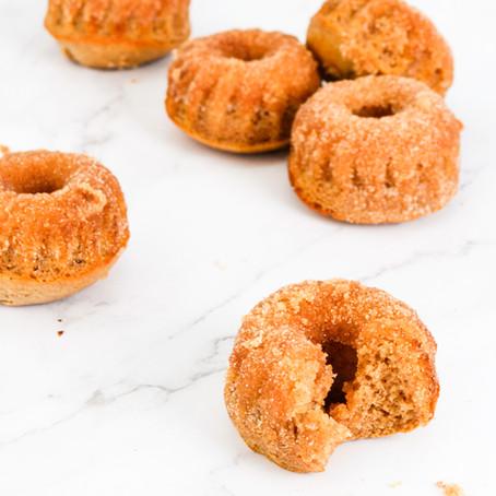 Kaneelsuiker donuts