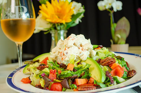 Guy Salad with Homeade Tuna or Chicken S