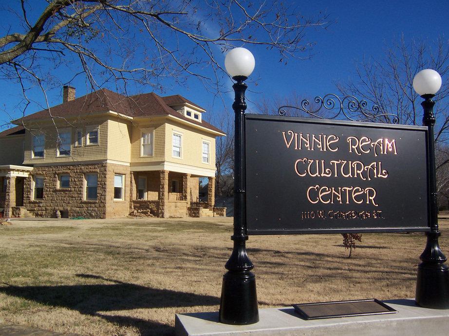 Vinnie Ream Cultural Center
