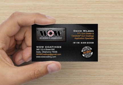 Custom Logo and Business Card