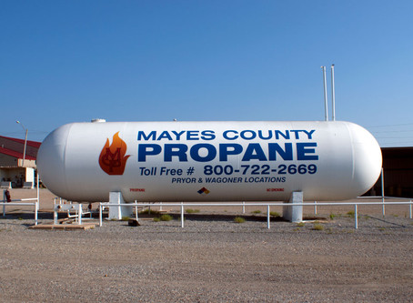 Just in! Updated Propane Pricing effective on May 9th!