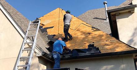 Roof Repair Replacement - Tulsa, OK