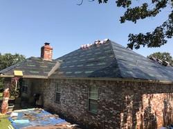 Roofing Contractor Moisture Barrior