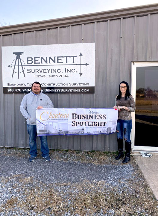 Bennett Surveying