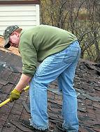 Roof Shingle Tear Off - Tulsa, OK