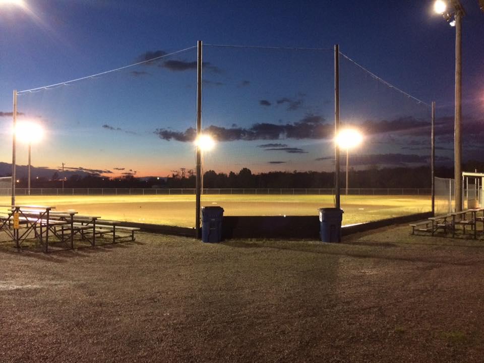Travis Grigg Memorial Park Baseball Field