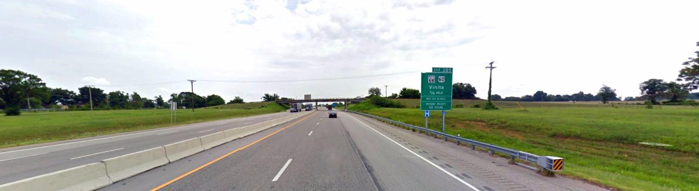 Vinita Exit off I-44_edited