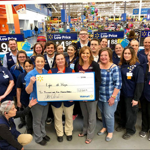 Walmart Gives Back