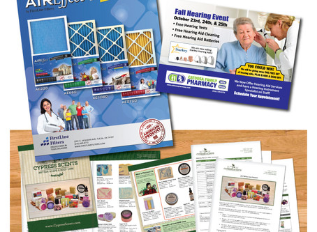 Professional sales materials BOOST new accounts and revenue!